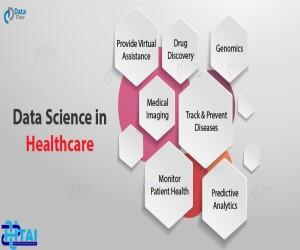 علم داده در حوزه سلامت چه کاربردهایی دارد؟؟