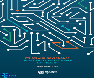 Ethics and governance of artificial intelligence for health